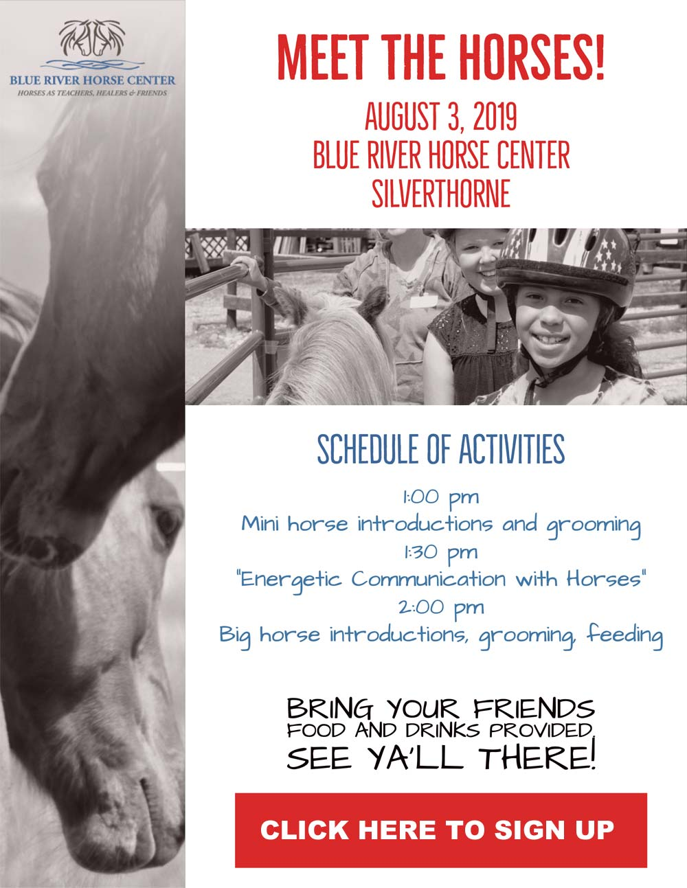 2019 Meet the Horses August 3