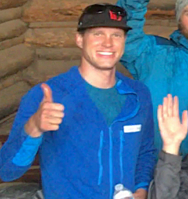 Chandler Thompson, Program Manager, Colorado Outward Bound
